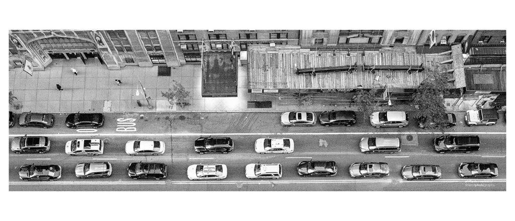 vision panoramique des Etats-Unis d'Amérique par le photographe contemporain Philip Ducap - numéro 3